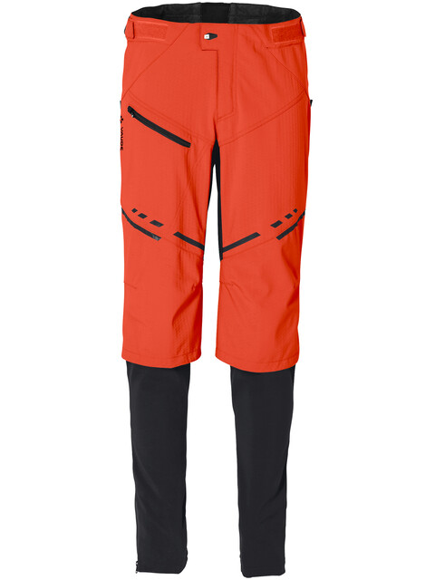 VAUDE Virt II Softshell Pants Men paprika